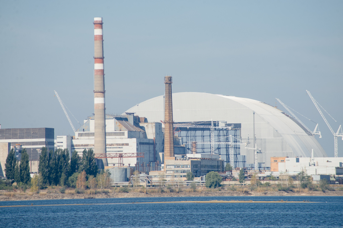 Czarnobyl - wstęp wzbroniony