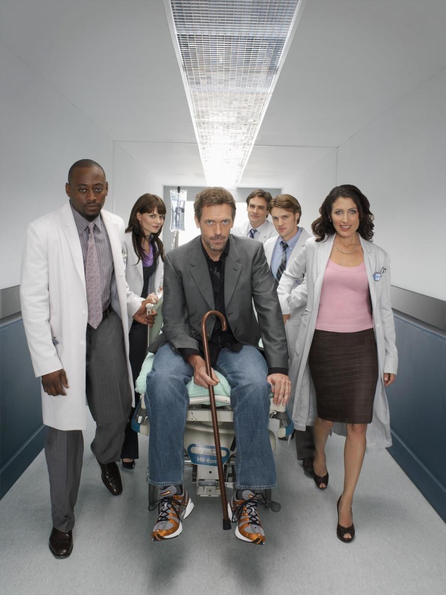 """Dr House III"""